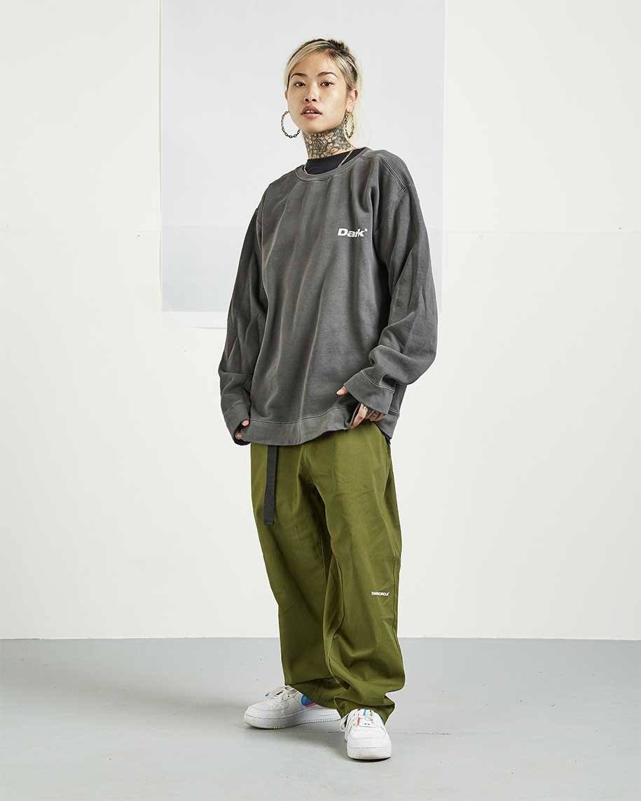 Cozy. 3.0 Work Pants - Olive trousers Dark Circle Clothing