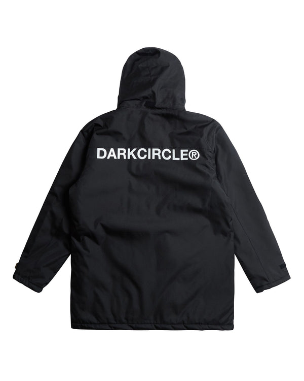 Dad Parka - Black Outerwear DARKCIRCLE®