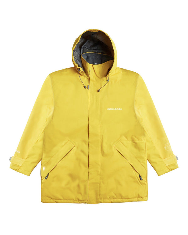 Dad Parka - Yellow Outerwear DARKCIRCLE®