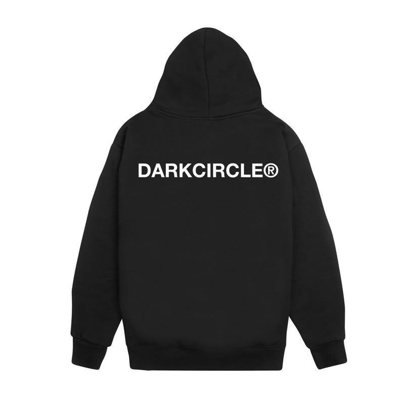 Desperate Time: Hoodie - Black Hoodie DARKCIRCLE®