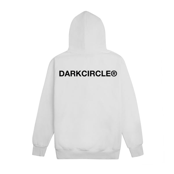 Desperate Time: Hoodie - White Hoodie DARKCIRCLE®