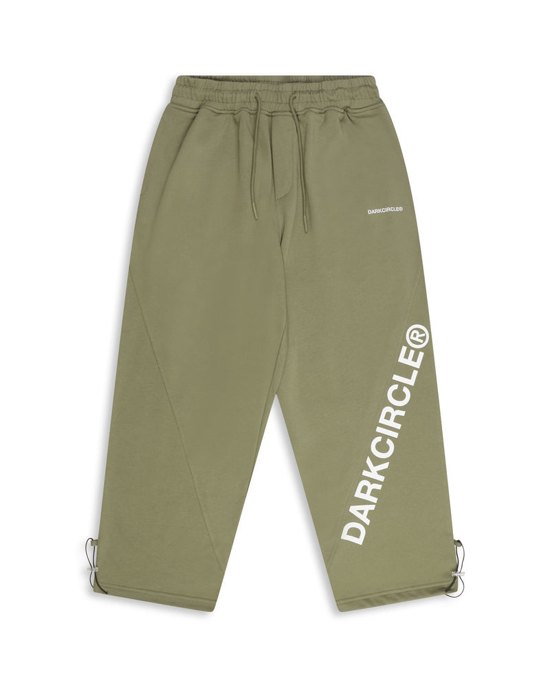Diagonal Pants - Khaki Pants Dark Circle Clothing