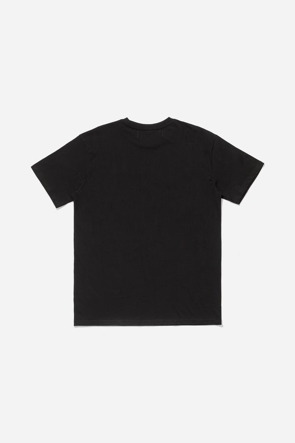 Euro T-Shirt - Black T-shirt Dark Circle Clothing