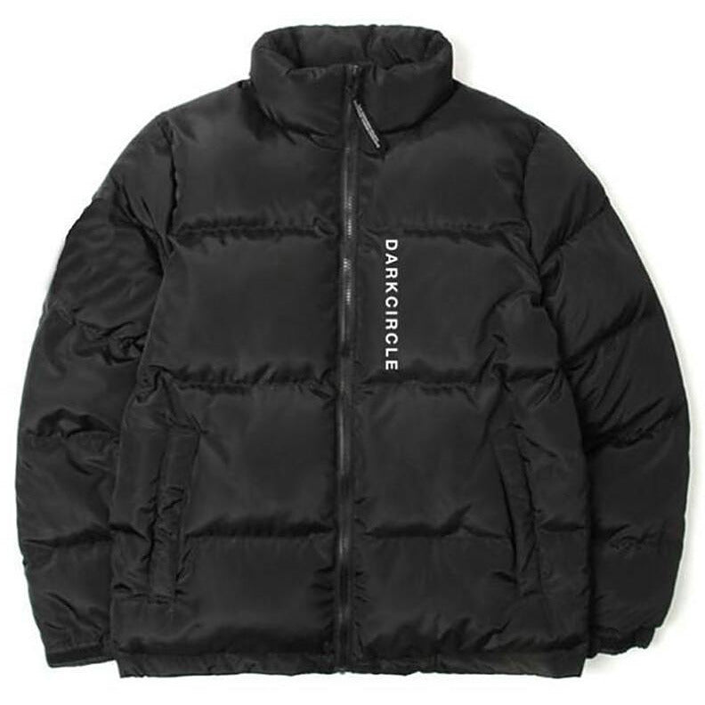 Forever.Down Jacket - Black Outerwear Dark Circle Clothing