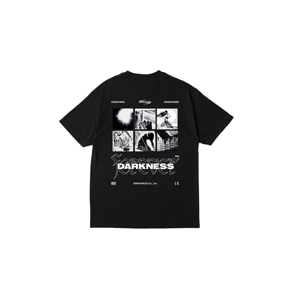 Foreverness - Black T-Shirt T-shirt Dark Circle Clothing