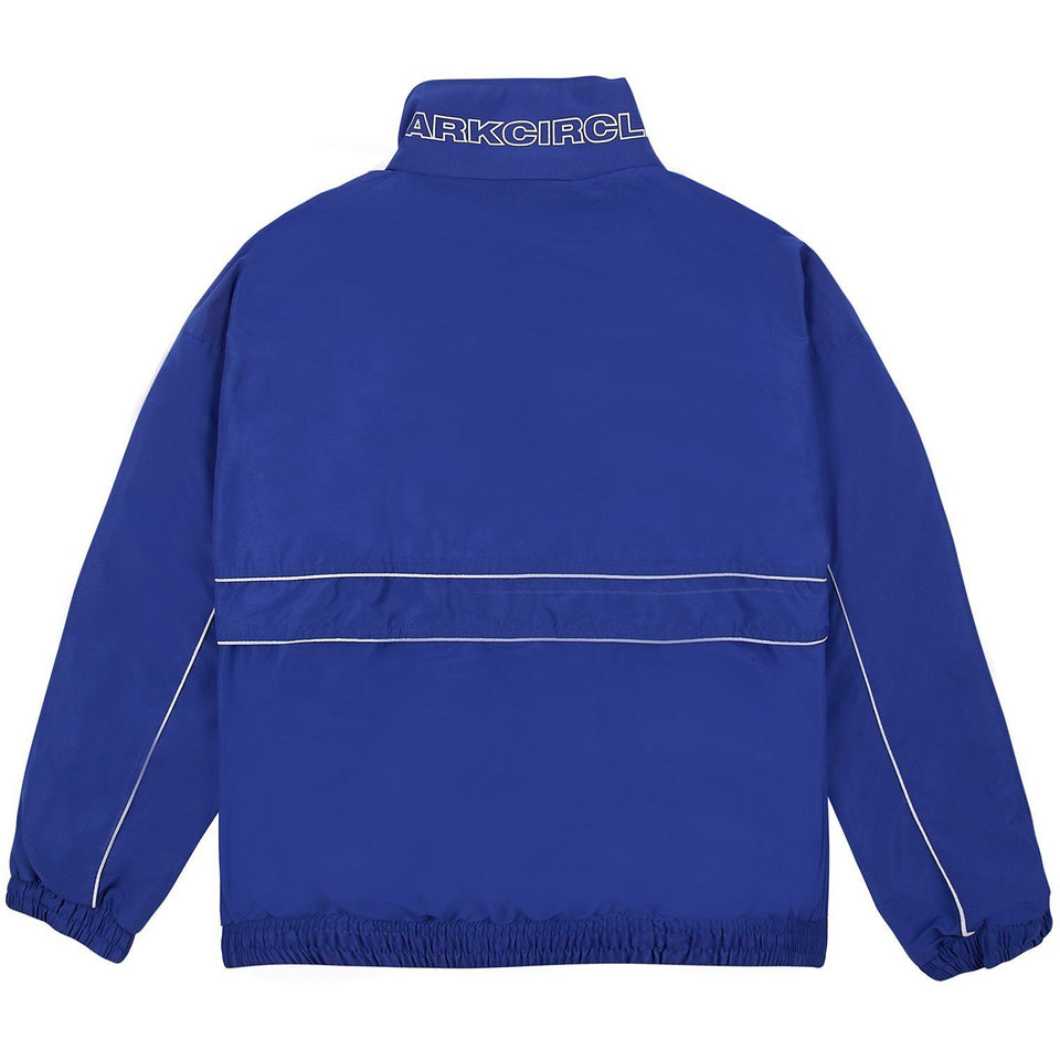 Forever.Team Tracksuit Top - Royal Blue Tops Dark Circle Clothing