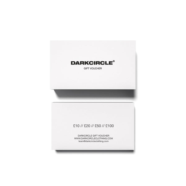 Gift Card Gift Card Dark Circle Clothing