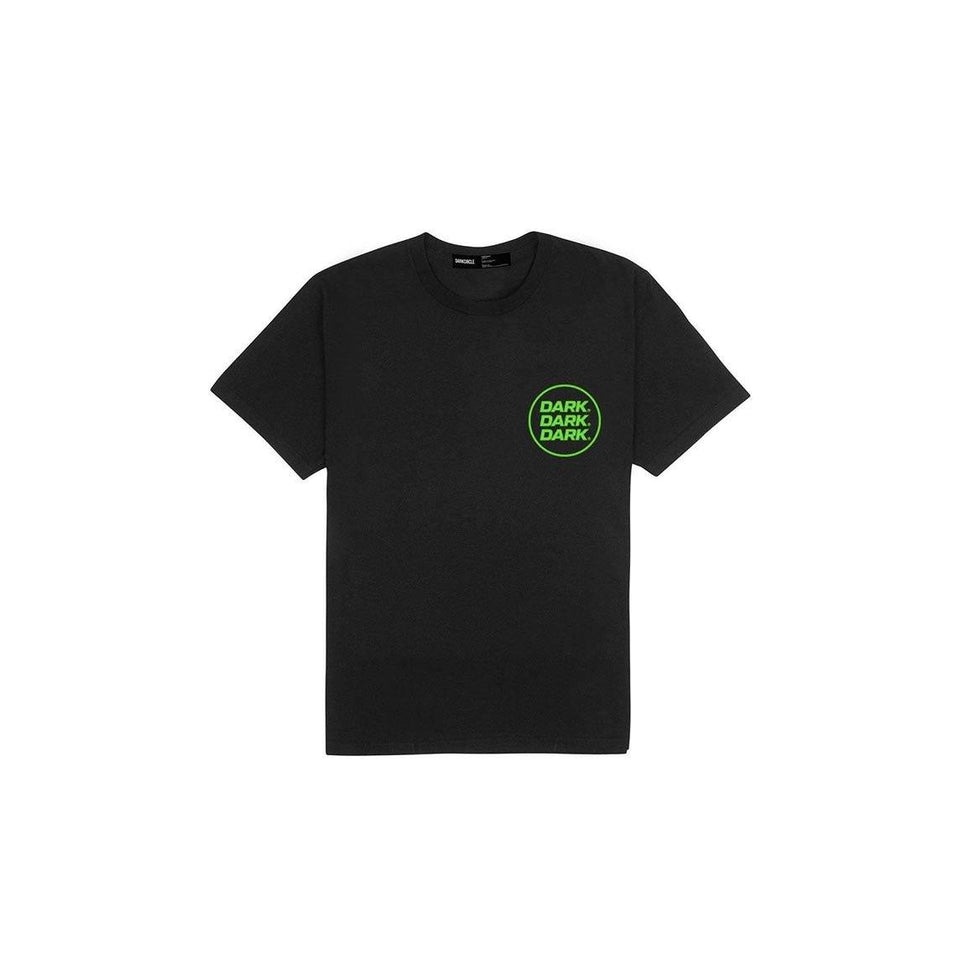 Global Community - Black T-shirt Dark Circle Clothing