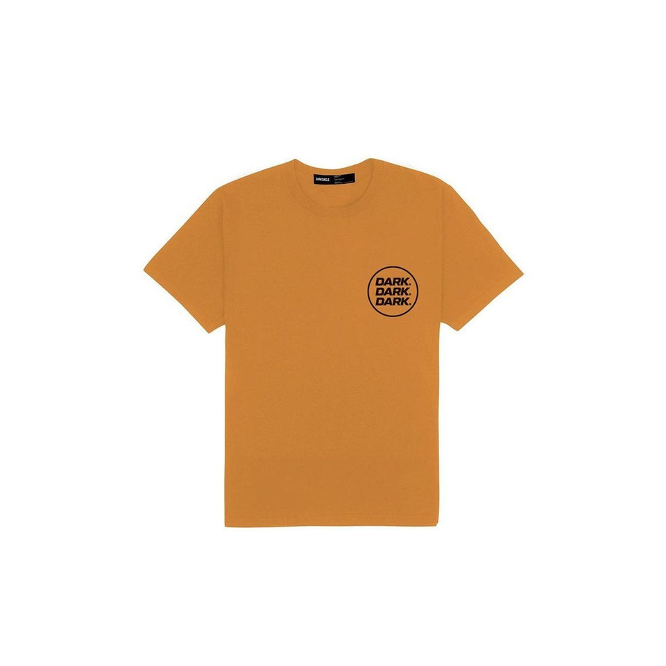 Global Community - Orange T-shirt Dark Circle Clothing