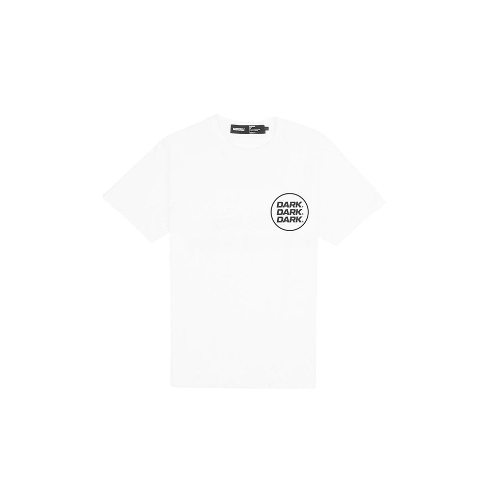Global Community - White T-shirt Dark Circle Clothing