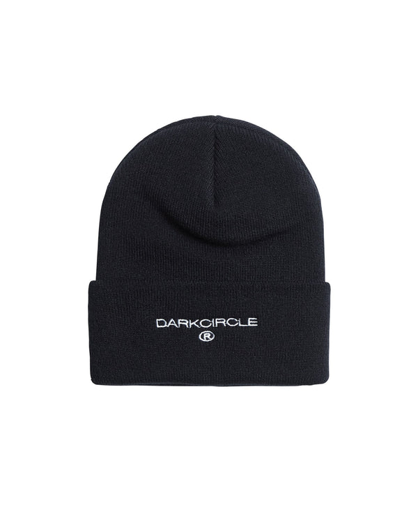 Heritage Beanie - Black Accessories DARKCIRCLE®