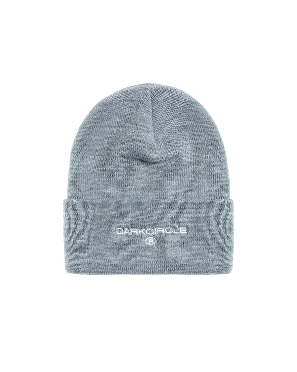 Heritage Beanie - Grey Accessories DARKCIRCLE®
