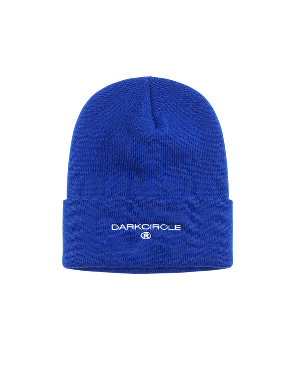 Heritage Beanie - Royal Blue Accessories DARKCIRCLE®