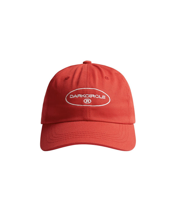Heritage Dad Cap - Red Accessories DARKCIRCLE®