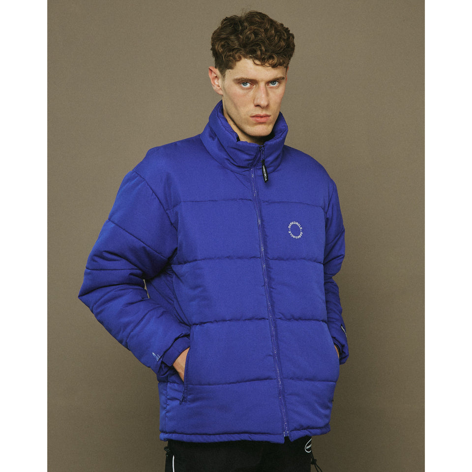 Infinity Down Jacket - Blue Outerwear Dark Circle Clothing