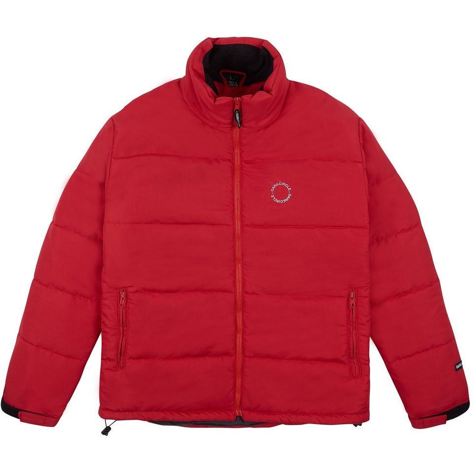 Infinity Down Jacket - Red Outerwear Dark Circle Clothing