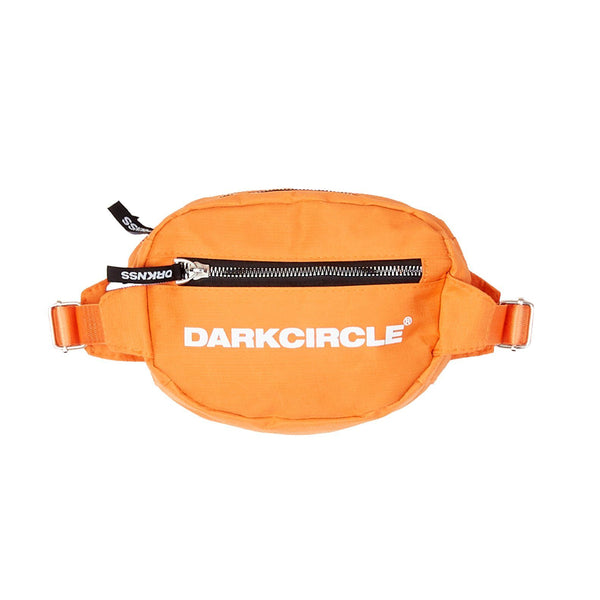 Lightweight Essentials pouch - Orange Dark Circle Clothing