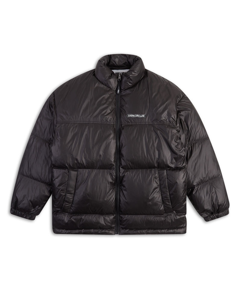 Mid Down Jacket - Black DARKCIRCLE®