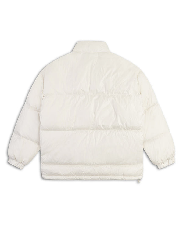 Mid Down Jacket - Ivory DARKCIRCLE®