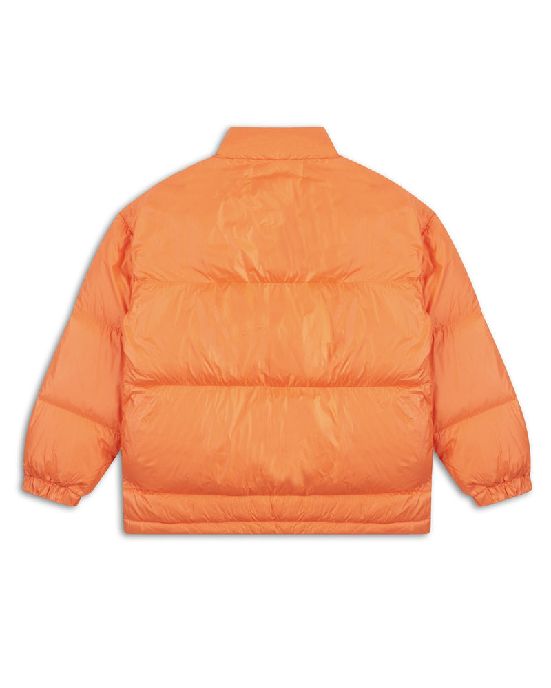 Mid Down Jacket - Safety Orange DARKCIRCLE®