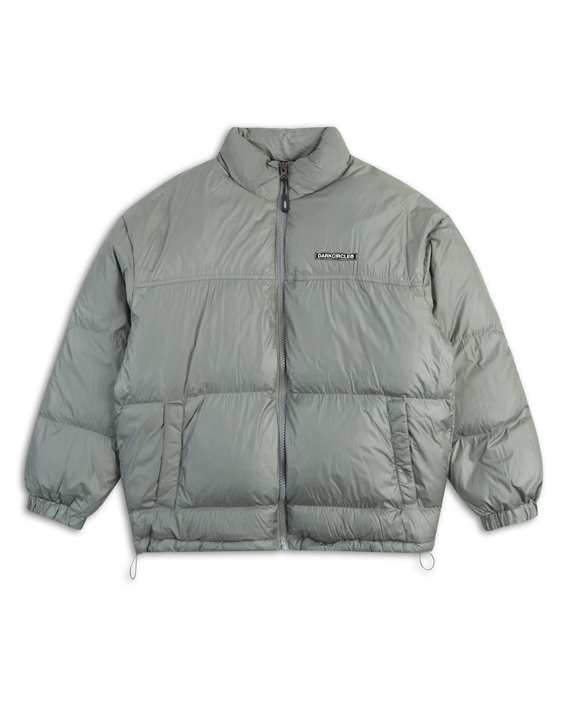 Mid Down Jacket - Spruce Green DARKCIRCLE®