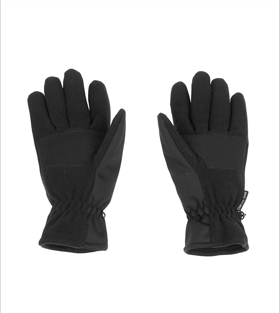 Middle Finger - Black gloves Dark Circle Clothing