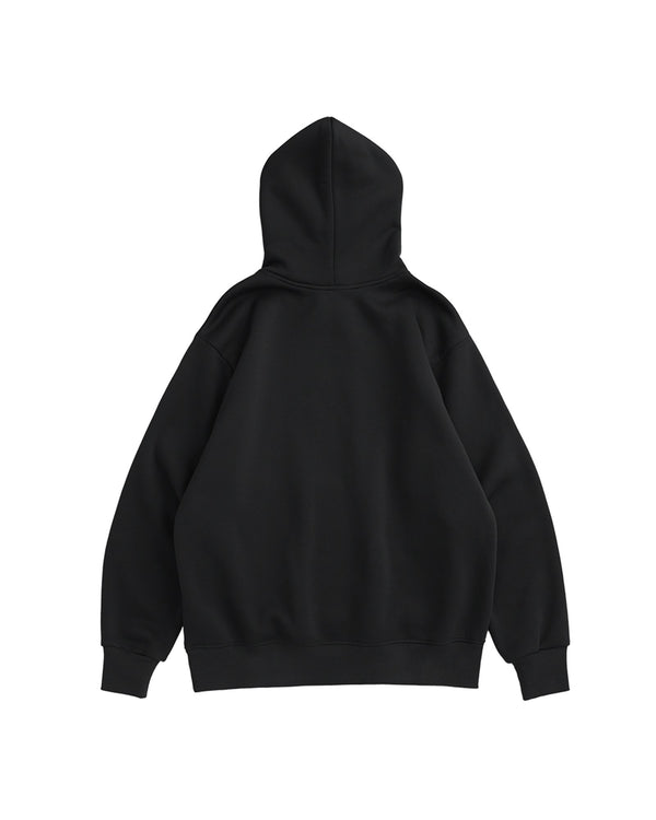Mini Ovoid - Black Hoodie DARKCIRCLE®