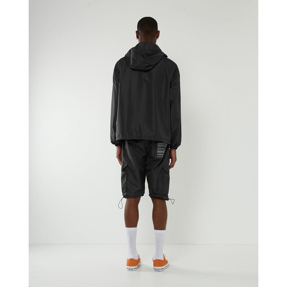 Neue Line Anorak - Black (members only) Outerwear Dark Circle Clothing