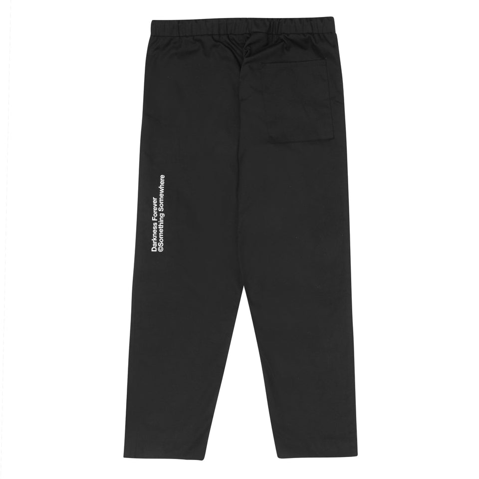 Neue Line Slacks - Black Bottoms Dark Circle Clothing