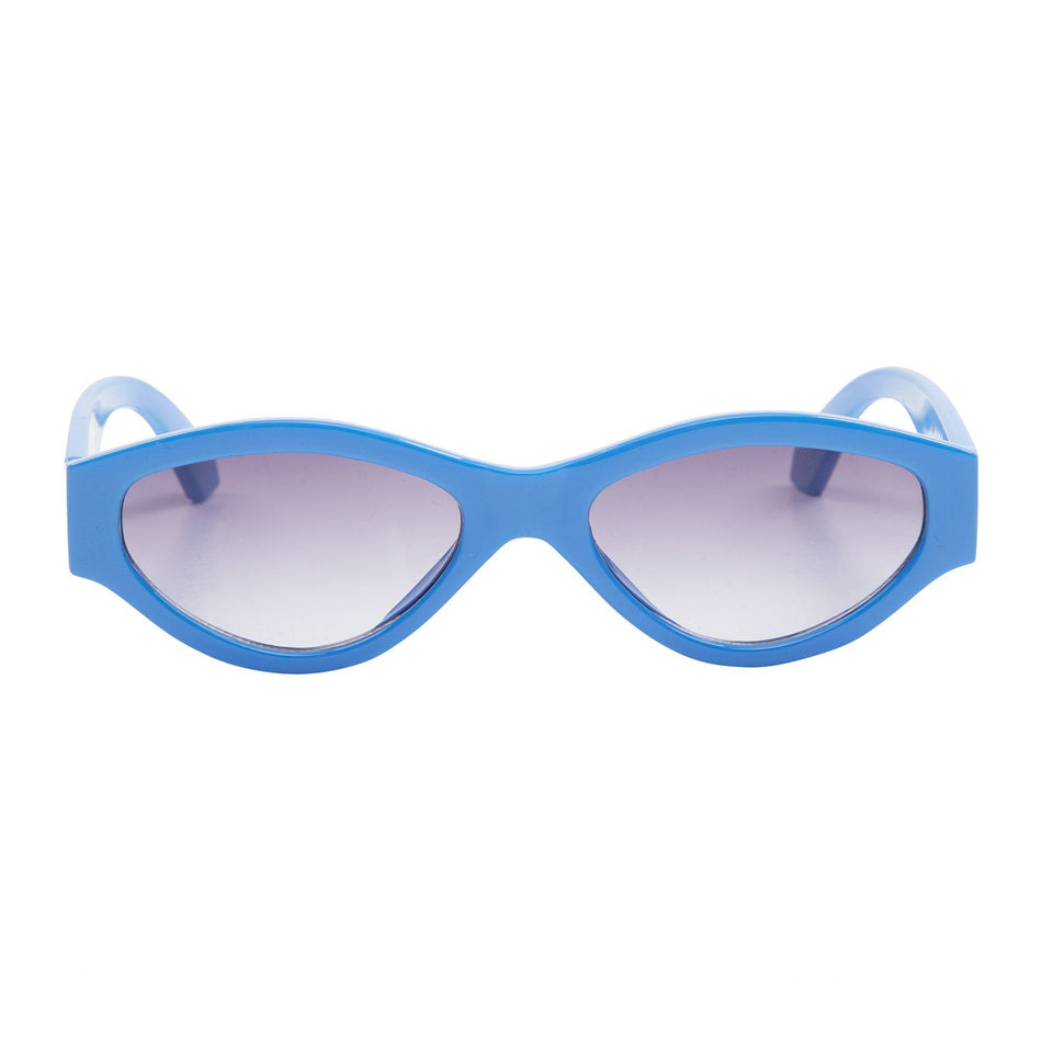 Neue Line sunglasses - Blue accessorie Dark Circle Clothing