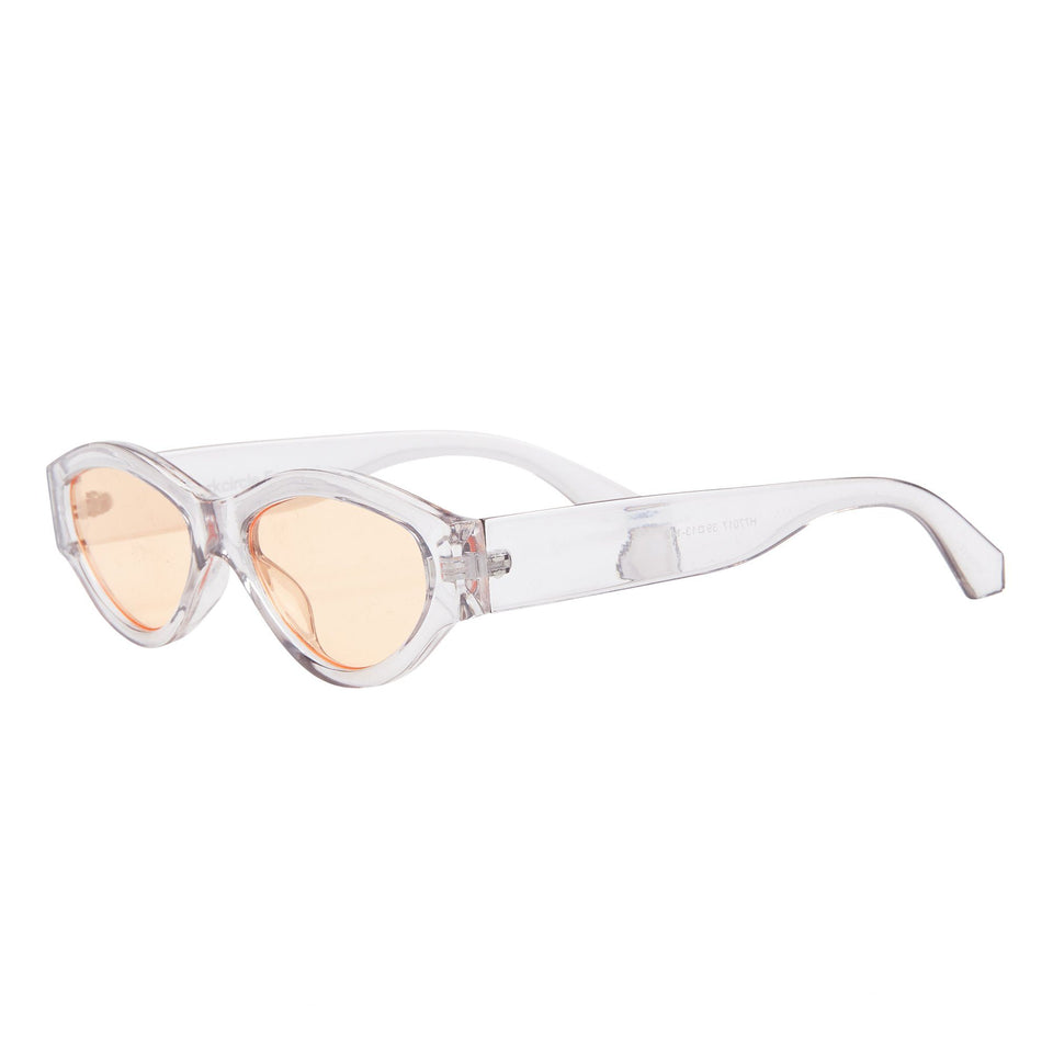 Neue Line sunglasses - Clear accessorie Dark Circle Clothing