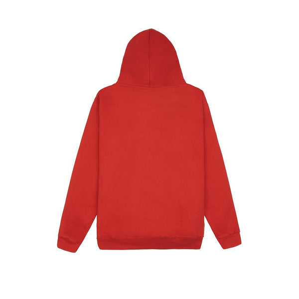 Neue Ovoid - Hoodie Red Hoodie Dark Circle Clothing