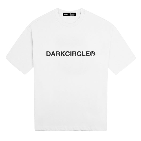 Neue Registered - White T-shirt DARKCIRCLE®