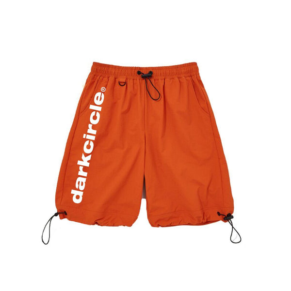 Neue Shorts - Sunset Orange Pants Dark Circle Clothing