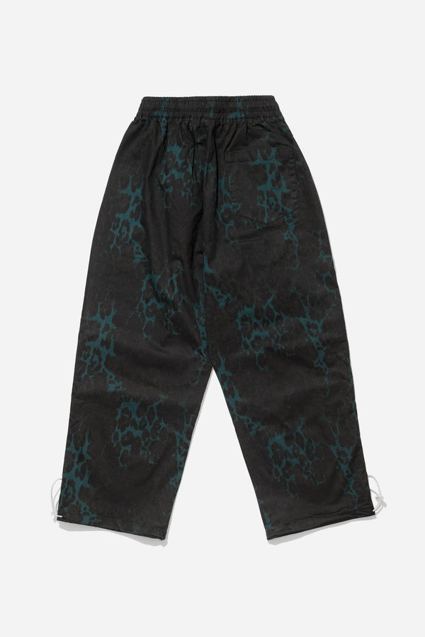 Night Leopard Slacks Pants DARKCIRCLE®