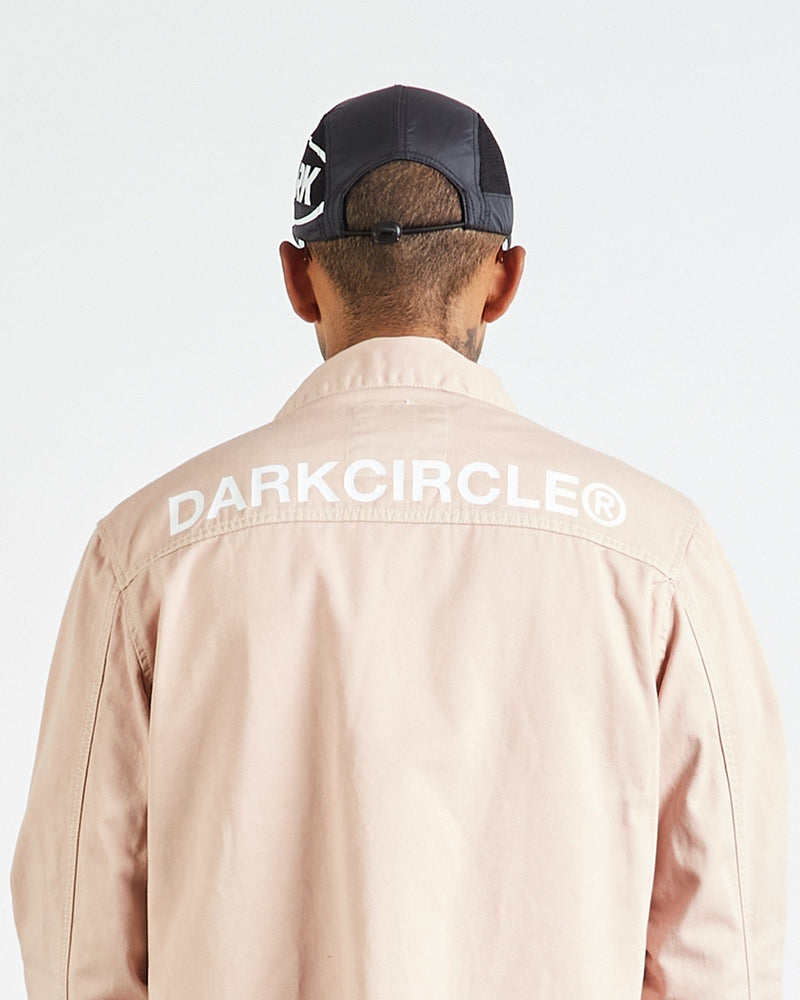 Ovoid 5 Panel Cap - Black Accessories DARKCIRCLE®