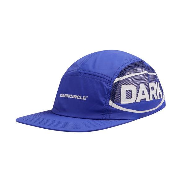 Ovoid 5 Panel Cap - Royal Blue Accessories DARKCIRCLE®