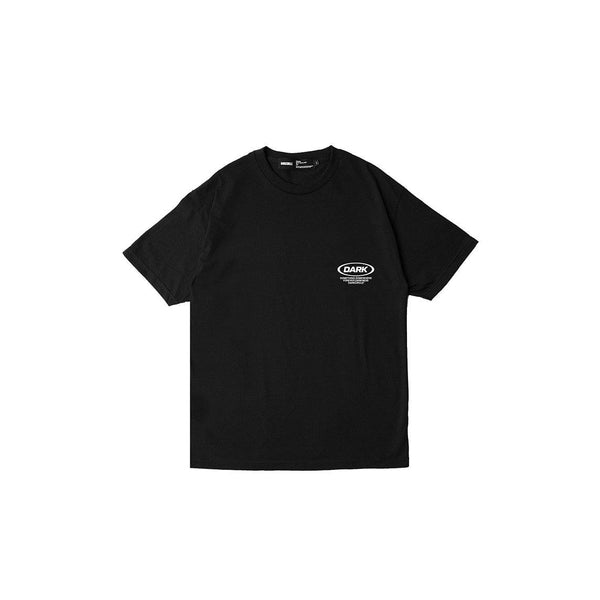 Ovoid - Black T-Shirt T-shirt Dark Circle Clothing