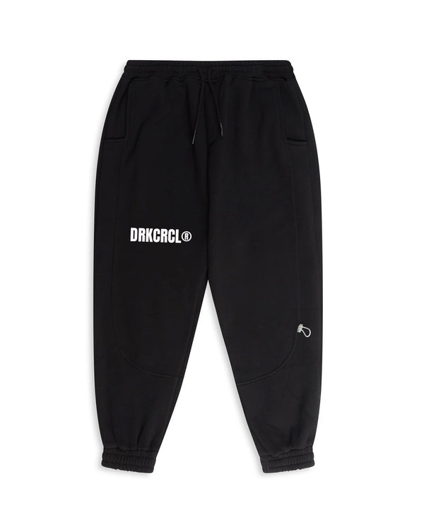 Ovoid Sweatpants - Black Hoodie DARKCIRCLE®