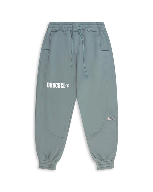 Ovoid Sweatpants - Washed Blue Hoodie DARKCIRCLE®