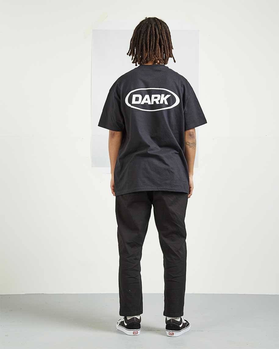 Ovoid T-Shirt - Black T-shirt Dark Circle Clothing