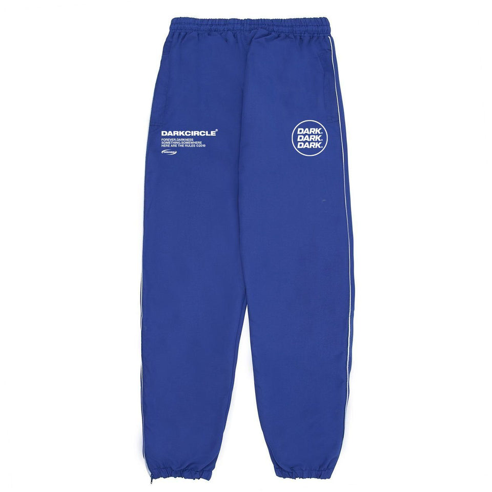 Ovoid Tracksuit Bottom - Royal Blue Bottoms Dark Circle Clothing