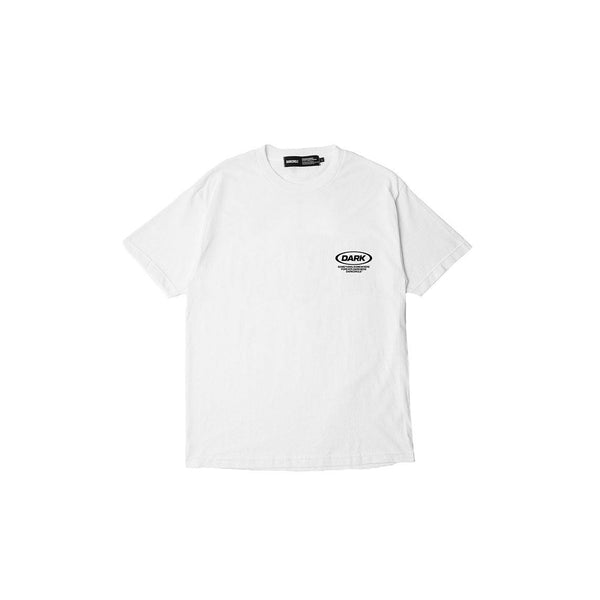 Ovoid - White T-Shirt T-shirt Dark Circle Clothing
