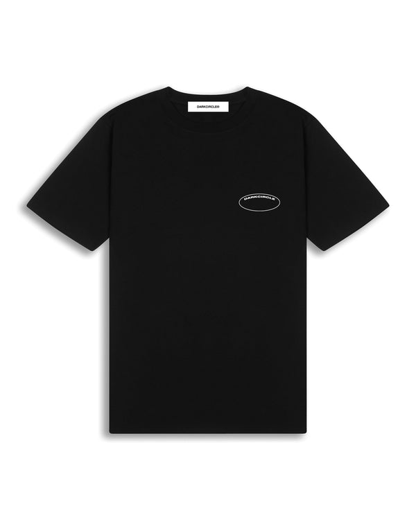 Paradise T-Shirt - Black T-shirt Dark Circle Clothing