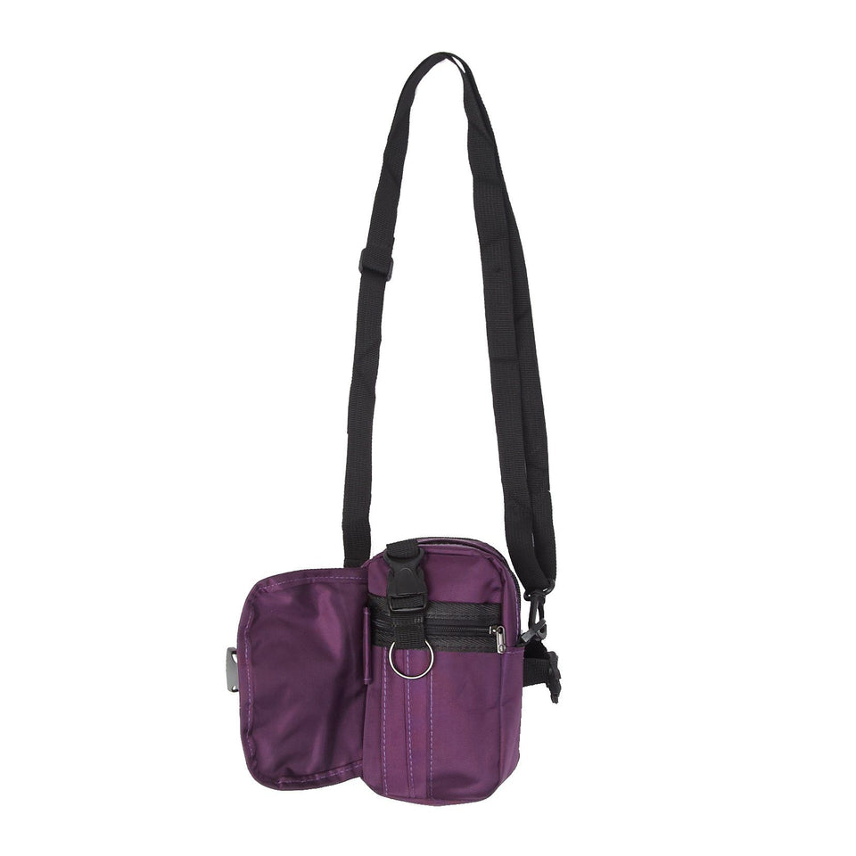Paraphernalia pouch 2.0 - Purple Dark Circle Clothing