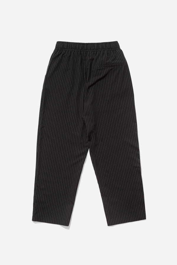 Pinstripe Work Pant 2.0 - Black Pants DARKCIRCLE®