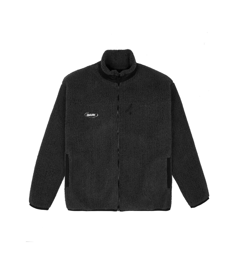 Polar Fleece - Dark Grey Fleece Dark Circle Clothing