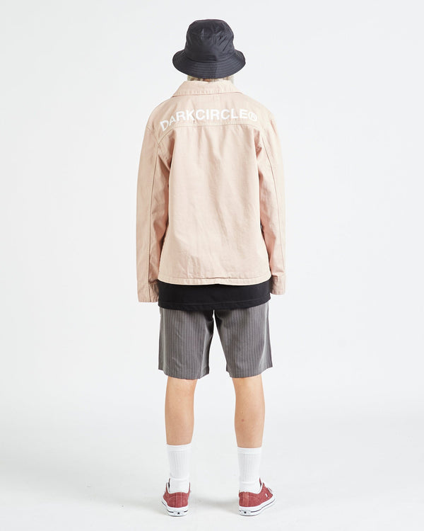 Registered Chore Jacket - Dusty Pink T-shirt DARKCIRCLE®