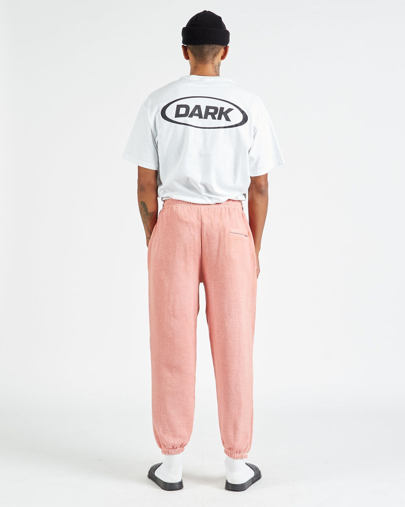 Registered Joggers - Dahlia Peach Fleece DARKCIRCLE®