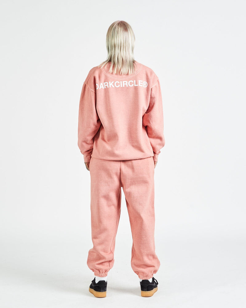 Registered Sweatshirt - Dahlia Peach Pants DARKCIRCLE®